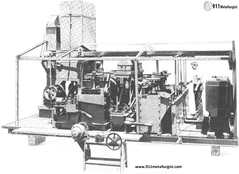 Portable Truck Mill