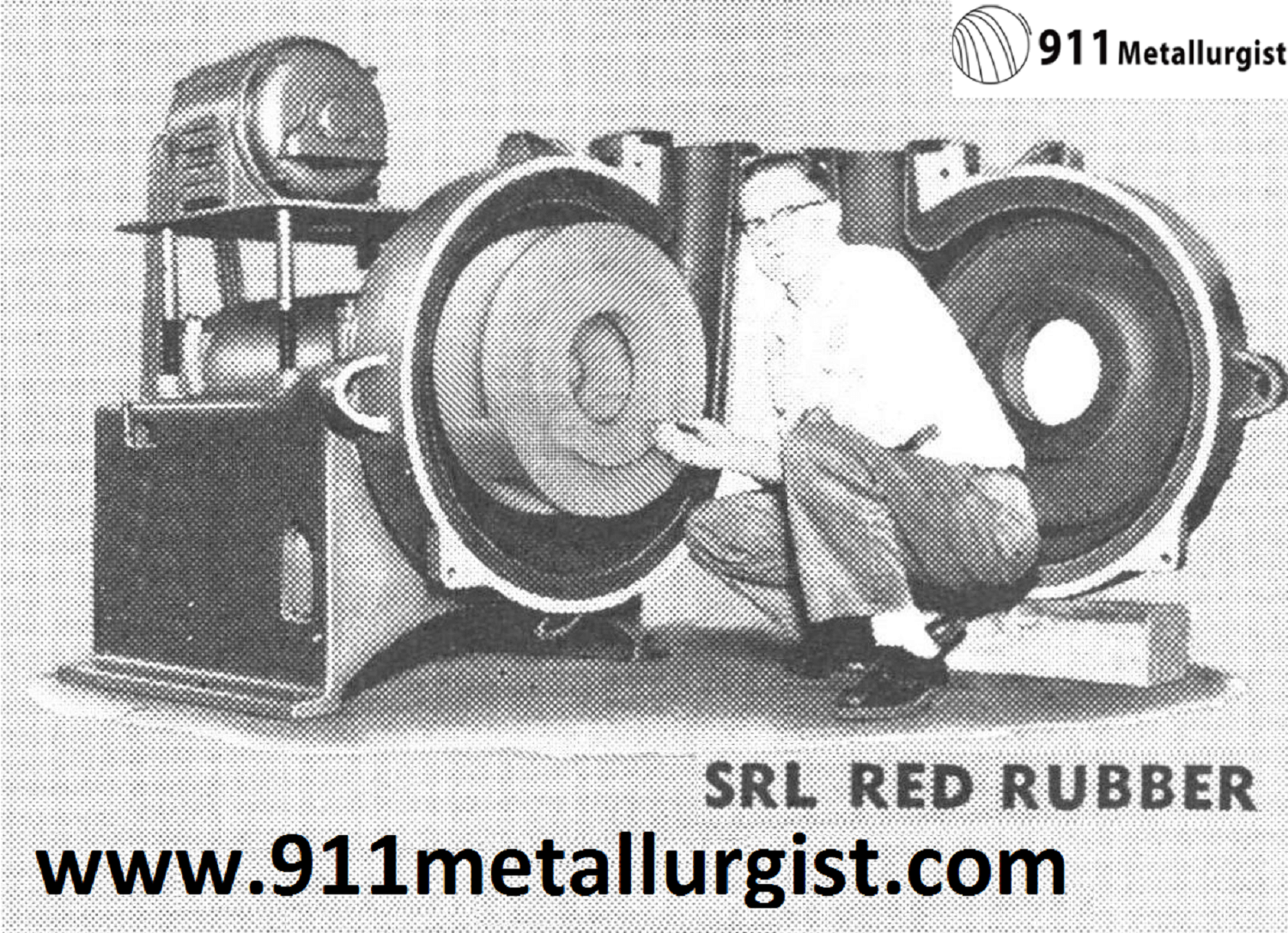 SRL Red Rubber