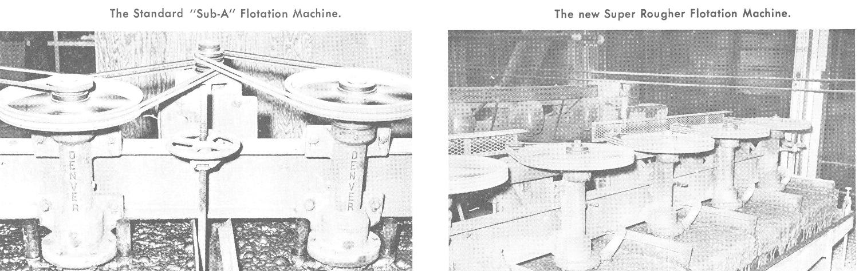 Standard Flotation Machine