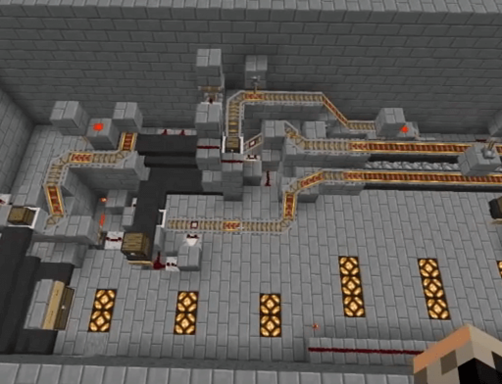 Mineral Processing Plant: Version 1.5 in Minecraft