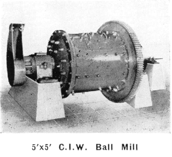 CIW_Ball_Mill