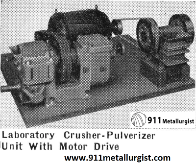 Crusher Pulverizer