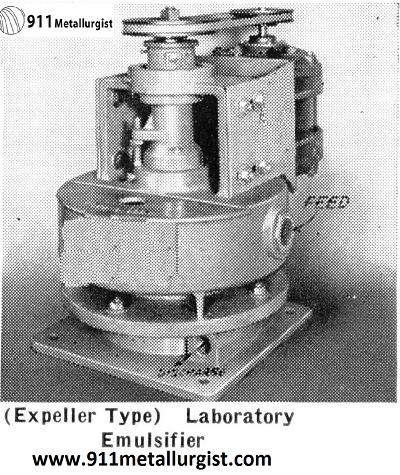 Expeller Type