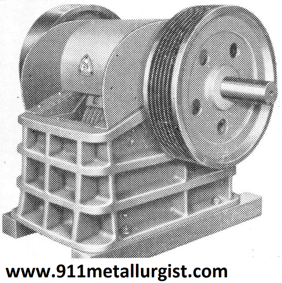 Forced Feed Jaw Crusher