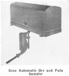Geco Automatic Ore