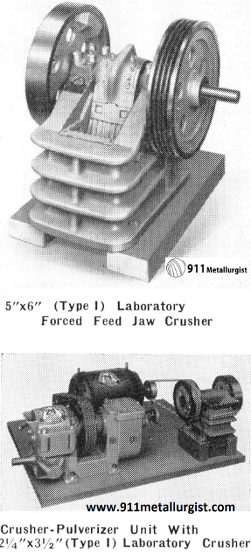 Laboratory Crushers