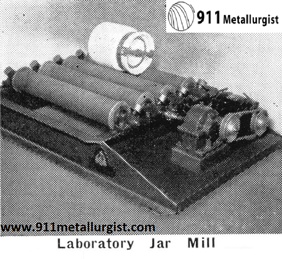 Laboratory Jar Mill