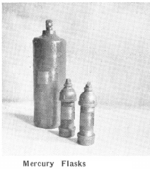 Mercury Flasks