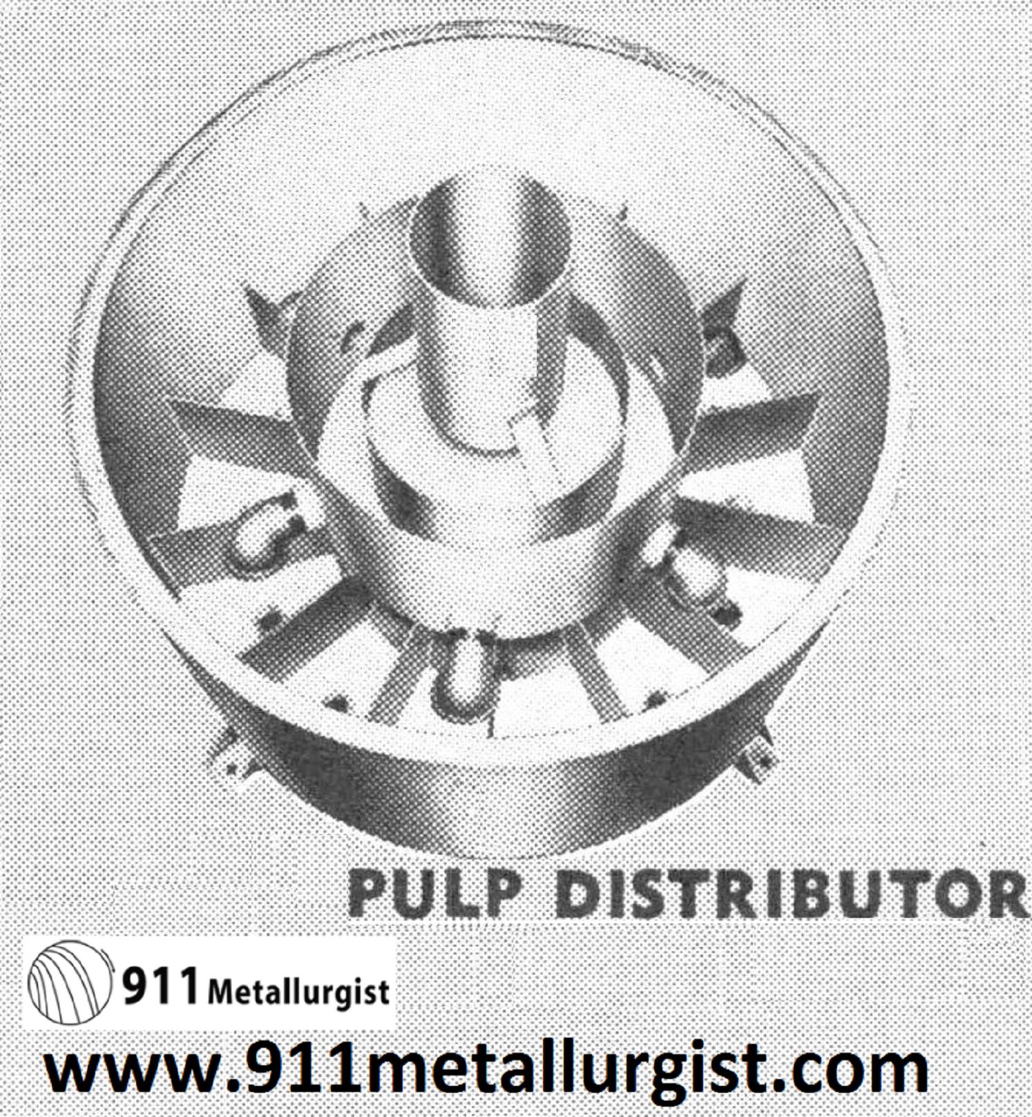 PULP DISTRIBUTORS