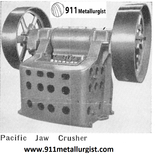 Pacific Jaw Crusher