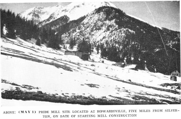 Pride Mill Site