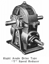 Right Angle Drive