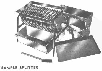 Sample Splitter