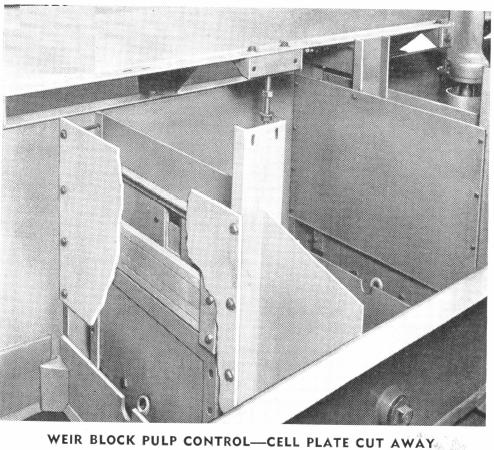 Weir Block Pulp