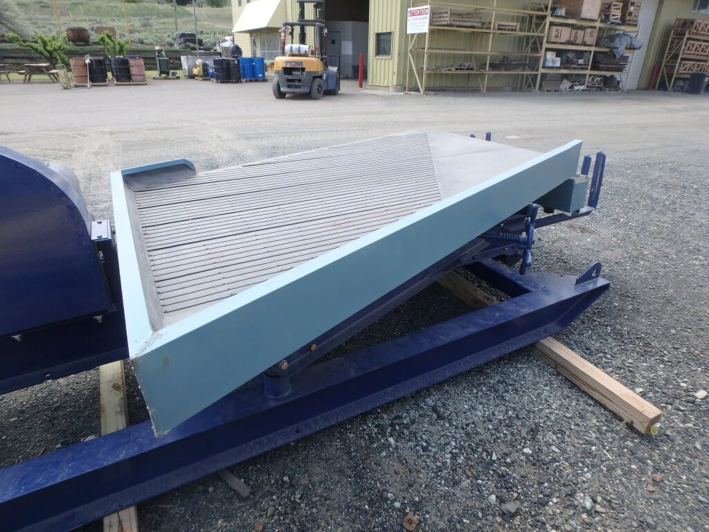 Deister Concentrating Table