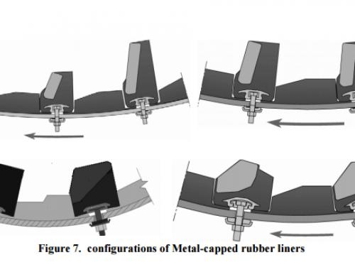 SAG Mill Liner Design