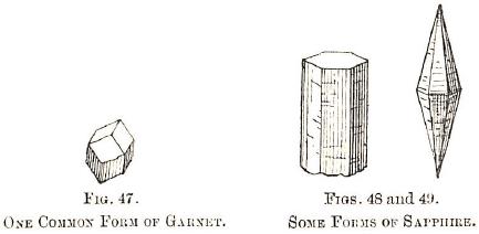 Garnet & Sapphire