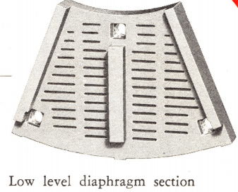 low_level_diaphragm_mill_discharge_section_grate