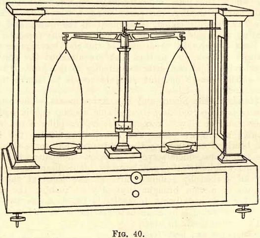 analytical balance drawing