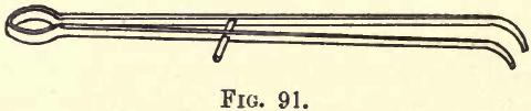 cupel-tongs