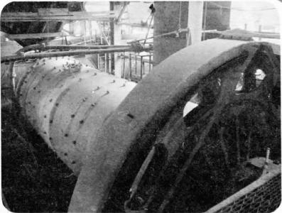 ball-mill-installation