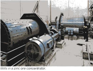 ball-mills-zinc-concentrator