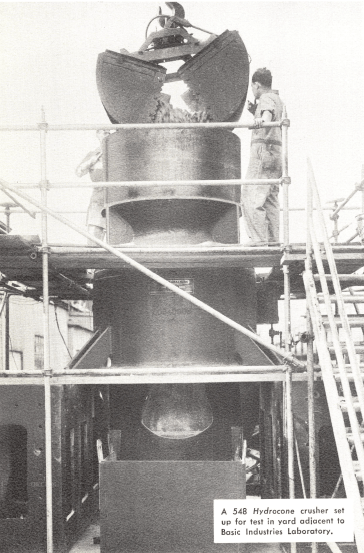 cone-crusher-set