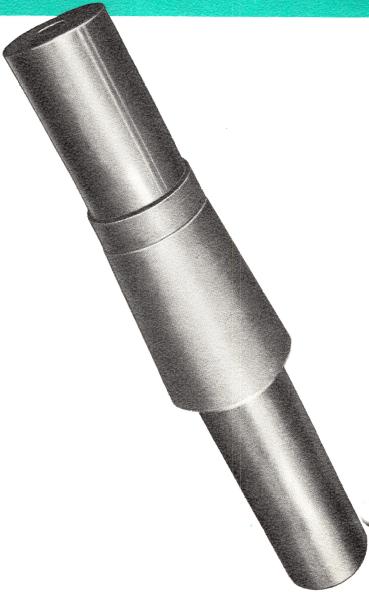 cone-crusher-shaft