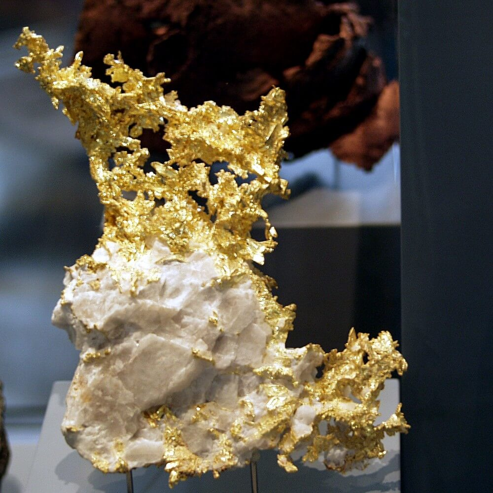 What is Native Gold
