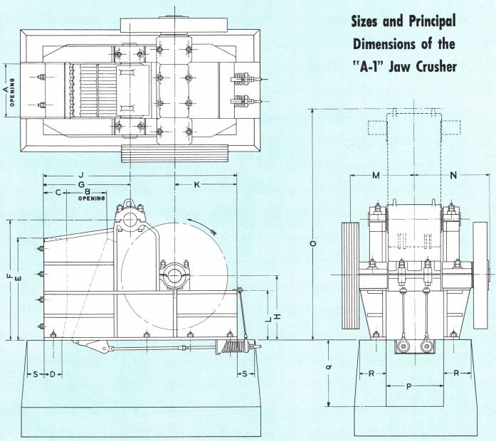 jaw_crusher_dimensions