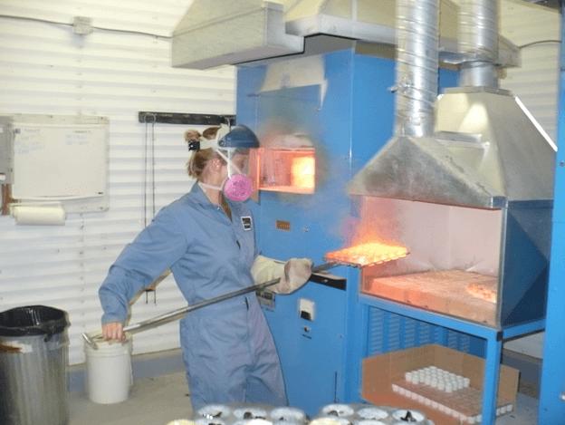 fire-assay-cupellation
