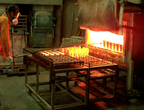 Fire Assaying; a Miniature Smelting Process