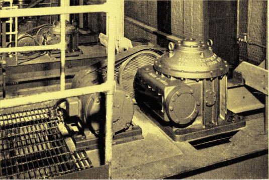 grinding-flotation-worm-gear