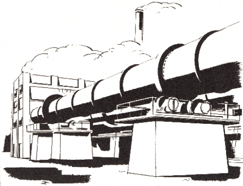 Rotary Kiln Maintenance