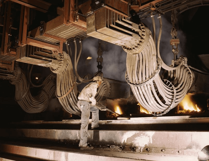 Mechanical Roasting In Silver Lead Smelting
