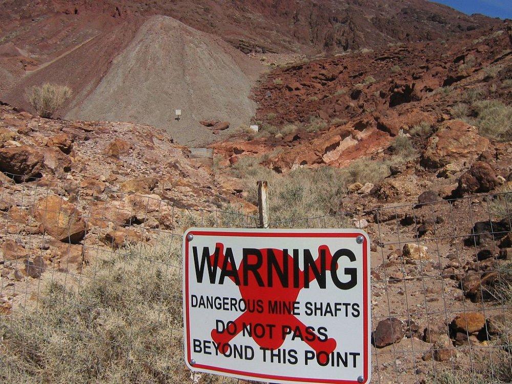 underground mine safety