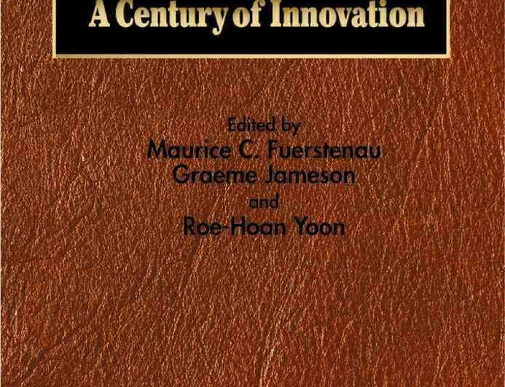 Froth Flotation: A Century of Innovation