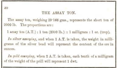 the assay ton 20