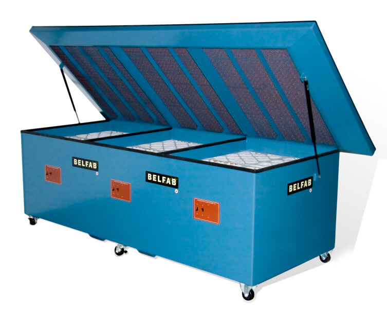 downdraft tables in mining
