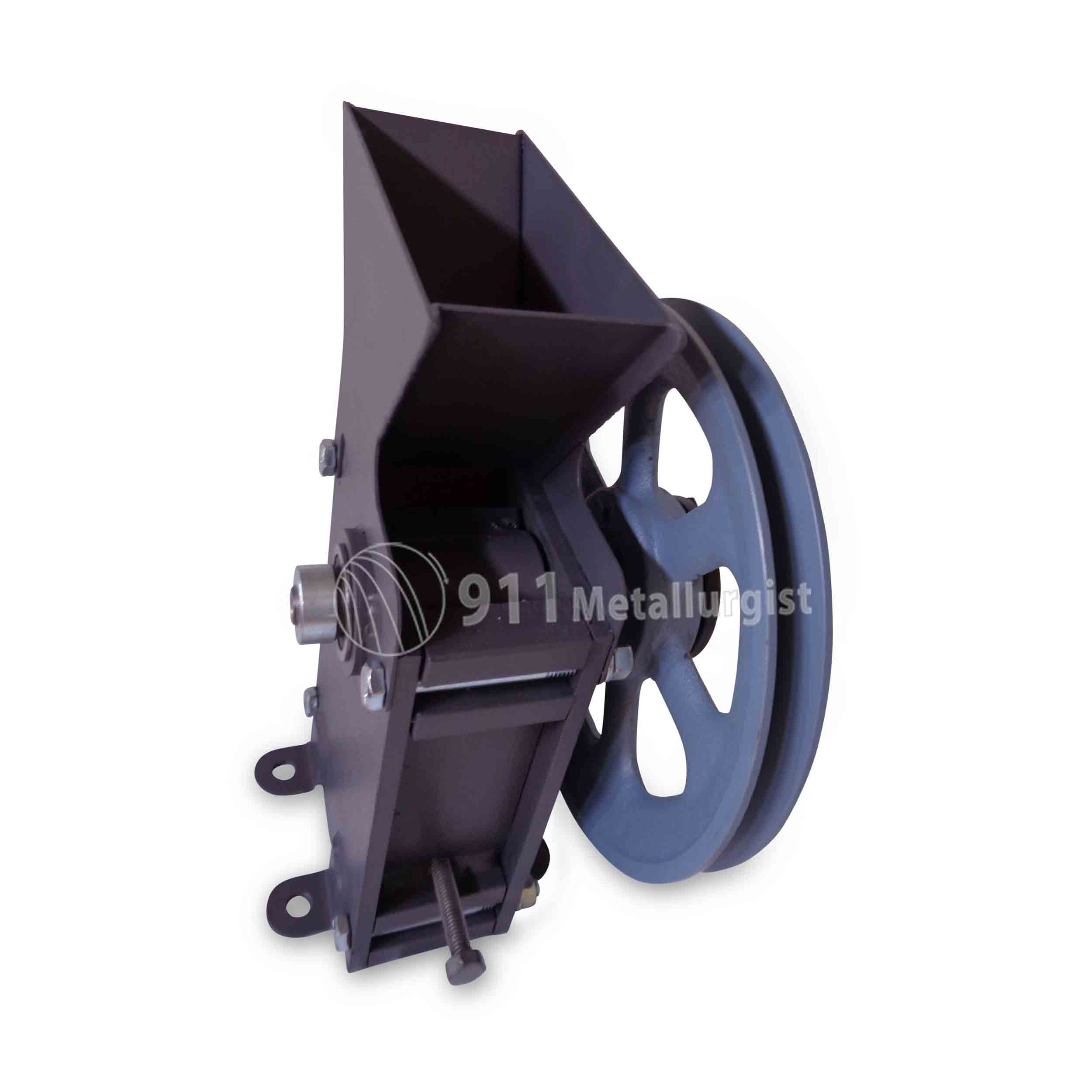 small portable rock crusher is easy Portable rock crusher - gold samples are incredibly easy to pan or separate because the ground-up material although very small pieces of rock remain.