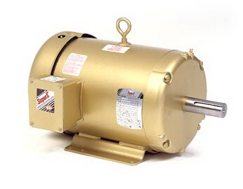 rock crusher electric motor