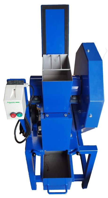 assay lab sample crusher complete