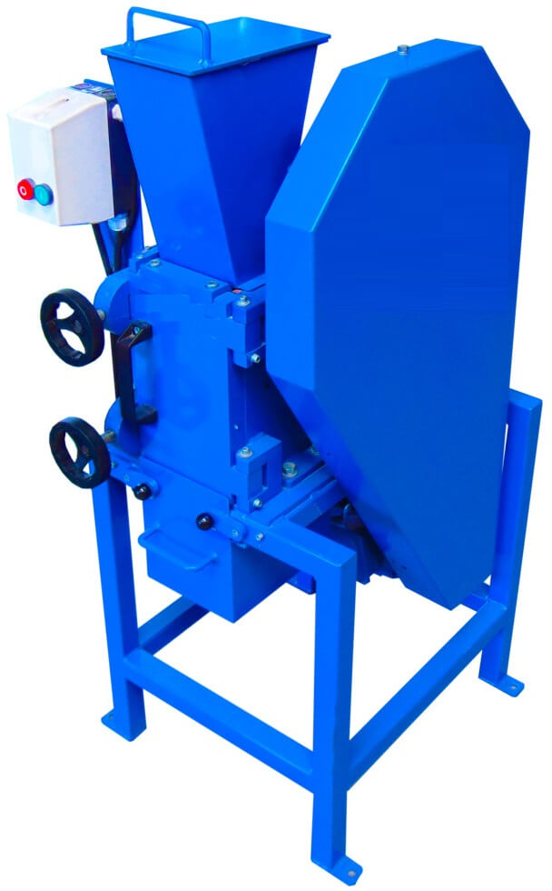 laboratory rock crusher