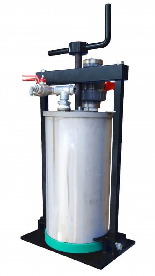 911 - Pressure filter 4 liter PF4 - € 3.800,-