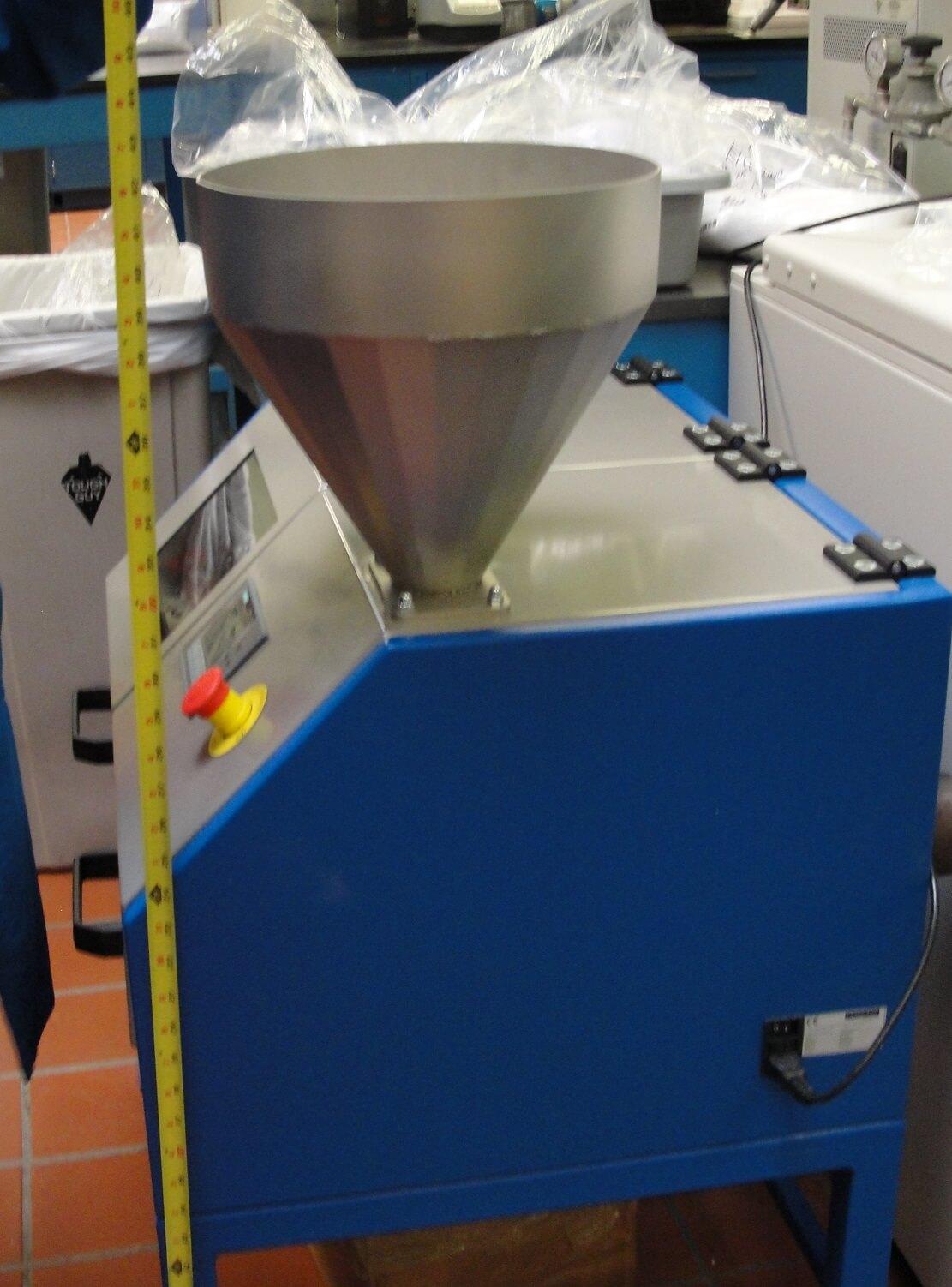 rotary sample splitter (1)