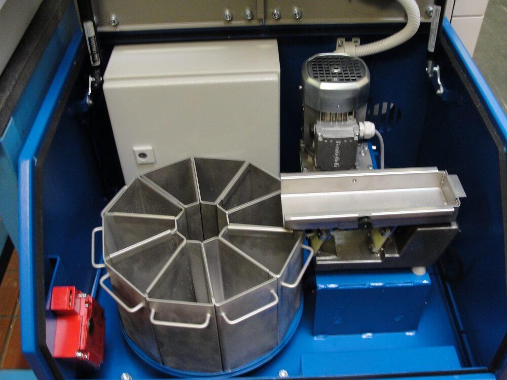 rotary sample splitter (4)