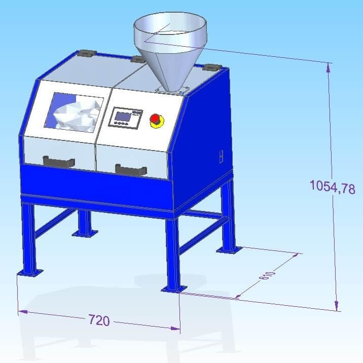 rotary sample splitter (7)