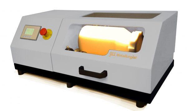 Metallurgical Laboratory Test Equipment