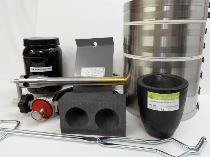 gold smelter kit