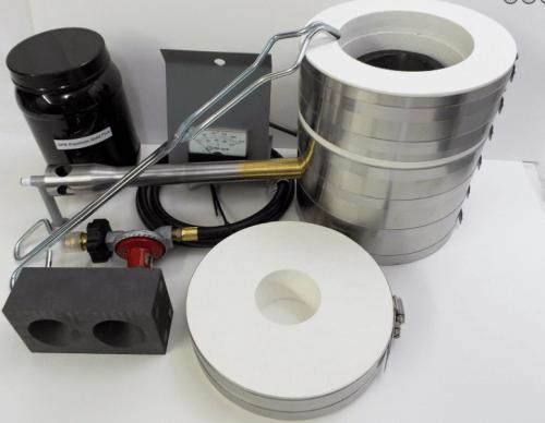 gold smelting kit